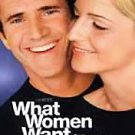 ***What Women Want (DVD, 2001, Widescreen - Checkpoint)***LQQK