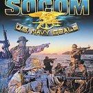 ***SOCOM: U.S. Navy SEALs  (Sony PlayStation 2, 2002)***LQQK