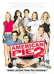 **American Pie 2 (DVD, 2002, R-Rated Version; Full Frame; Collector's Edition)**