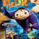 Igor DVD 2 Sided: Wide Screen Full Screen