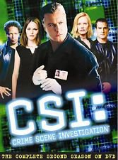 CSI Crime Scene Investigation Season Two Replacement Disc #10 only