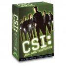 CSI Crime Scene Investigation Season One Replacement Disc #1 only