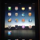 Apple iPad 1st Generation 32GB, Wi-Fi, 9.7in - Black
