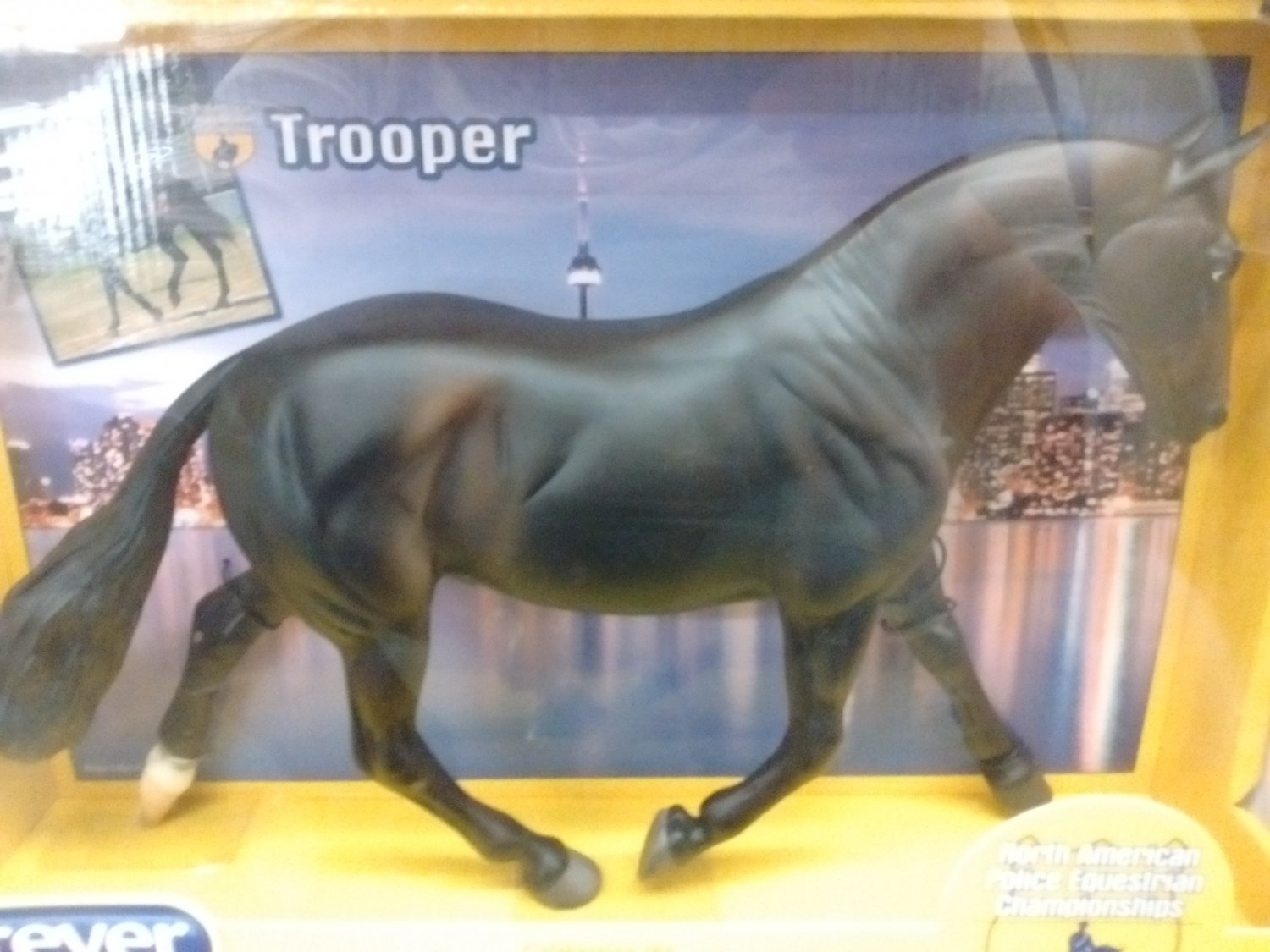 Breyer Traditional Horses #1701 Trooper - Retired Hard to Find Model Horse
