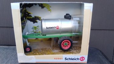 Schleich Water Trailer #42041 Farm Vehicle Equipment