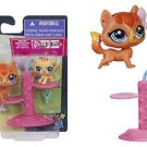 NIP Littlest Pet Shop Kimmie Katz Tyler Katz Cat Kitten Mommy Baby 3851 3852 LPS
