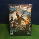 NEW Medal of Honor: Rising Sun (Sony PlayStation 2, 2003) PS2 Black Label