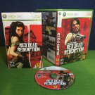 Red Dead Redemption (Xbox 360 Live) Booklet Very Good Condition