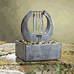 Windchime Table Fountain