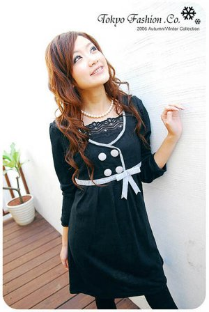 ~* Cute Korean Style Dress (Pre-Order)*~
