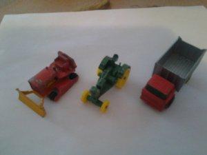 3 Hot Wheels in the scan all original Matchbox