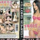 Sweet As Honey 2 (DVD) Acid Rain Super Shots ANAL ORAL FACIAL SANDRA ROMAINE NEW