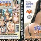Sweet As Honey (DVD) Acid Rain Super Shots JAYNA OSO EGYPT LAUREN PHOENIX NEW
