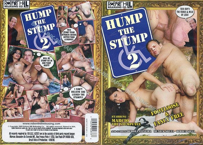 Hump The Stump 2 (DVD) Robert Hill HANDICAP IMPAIRED DISABLED AMPUTEES NEW