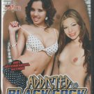 Addicted To Black Cock (DVD) Black Fever Films PHOEBE RANAE CRUZ LUCY FIRE NEW