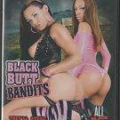 Black Butt Bandits (DVD) Black Fever Films MADISON LUV PURSUAJON DESTINY NEW