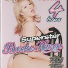 Superstar Brooke Haven (DVD) Big Dicks Superstars Barracuda THREESOMES CUM NEW