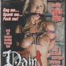 Taboo: Pain (DVD) Hustler PUNISHMENT SLAVES SUSPENSION ASHTRAY NEW