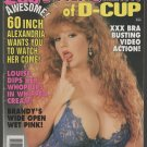 "200 Biggest Breasts of D-Cup June 1992 60"" ALEXANDRIA LOUISE'S WHOPPER BOOBS"