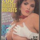 D-Cup's 200 Biggest Breasts November 1990 TRINITY LOREN BRA BUSTING BEAUTIES