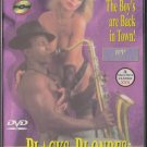 Blacks & Blondes The Movie (Adult DVD - XXX) Western Visual KIM KANE RAY VICTORY