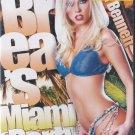Brea's Miami Fuck Party (Adult DVD - XXX) Club Jenna/Vivid NEW BREA BENNETT