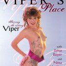 Viper's Place (DVD) Caballero Classics ERICA BOYER NINA HARTLEY MAUVIS NEW