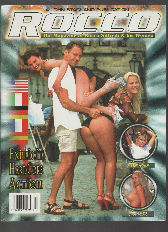 ROCCO SIFFREDI & HIS WOMEN VOLUME 2 #1 FEBRUARY 2000 {Adult} JOHN STAGLIANO