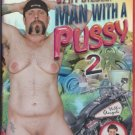 Van Diesel: Man With A Pussy 2 (DVD) Robert Hill FTM MAN WITH NATURAL PUSSY NEW