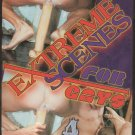 EXTREME SCENES FOR GAYS {Adult VHS} SUPER STALLION JARED CLARK RANDY COCHRAN