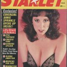 Starlet July / August 1981 COVERGIRL ANNIE SPRINKLE OPENS UP INSIDE (CENTERFOLD)