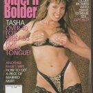 Older 'N Bolder # 30 2004 COVERGIRL TASHA: OVER 40 FOX SPREADS FOR YOUR TONGUE