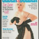 Older & Bolder Vol 1 # 2 2005 MATURE LADIES ZOE ZANE BRASSY & BODACIOUS AT 68!