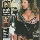Kinky Neighbors Vol 7 # 4 2005 AVA DEVINE WHIPS LATEX LEATHER SHAVING SMOKING