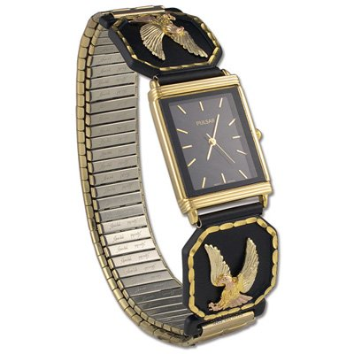 Black Hills Gold Pulsar Men's Wrist Watch