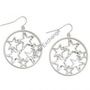 Circle Of Stars Earrings By Landstroms Black Hills Gold