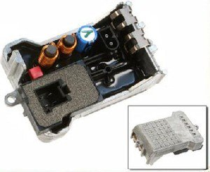 2308216351 Blower Regulator Resistor Mercedes CLK G55 SL 01-09 2308210251