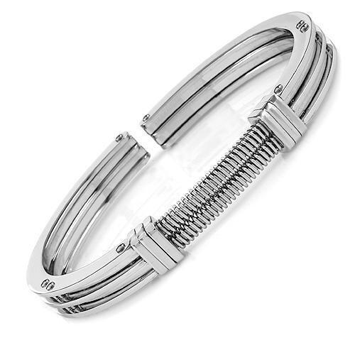 Stainless Steel Gents Bracelet