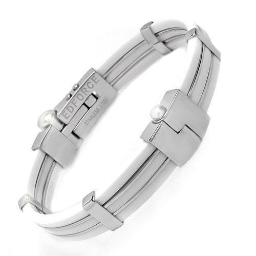 Gent's Stainless Steel Bracelet