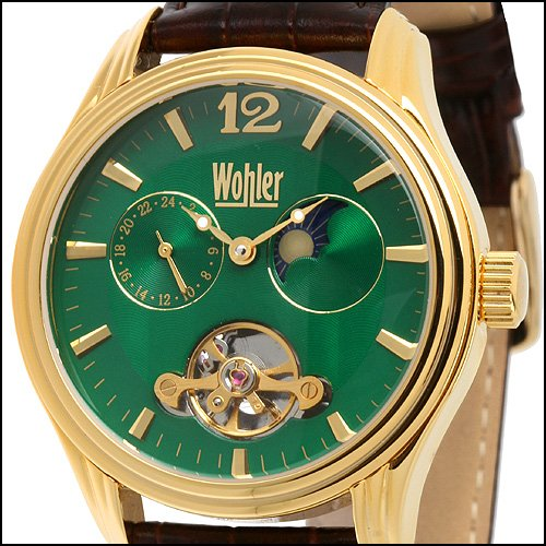 WOHLER Gents Fromm Automatic Multi-Function Watch