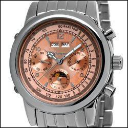 ROUSSEAU Gents Utopia Automatic Multi-Function Watch