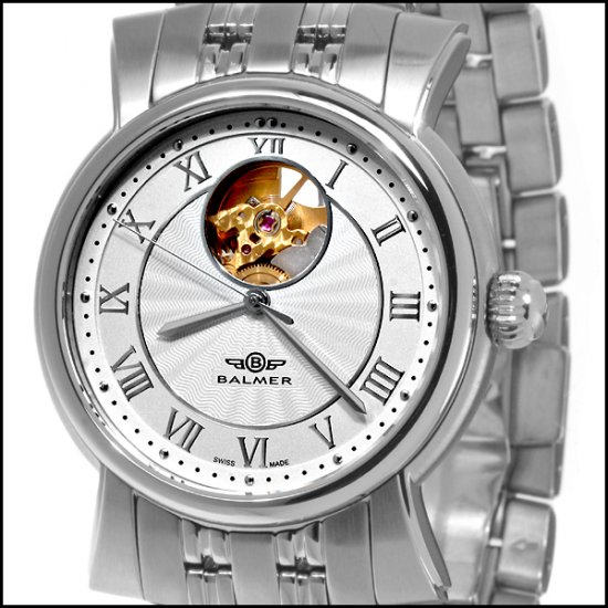 BALMER Swiss Gents Mercury Limited Edition Watch