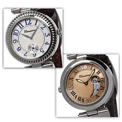 ROUSSEAU Gents Vibrato Automatic Dual Watch