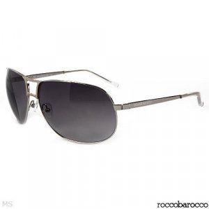 New Authentic ROCCOBAROCCO  Aviator Sunglasses