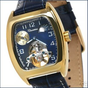 Rousseau Gents Staccato Automatic Multi-Function Watch