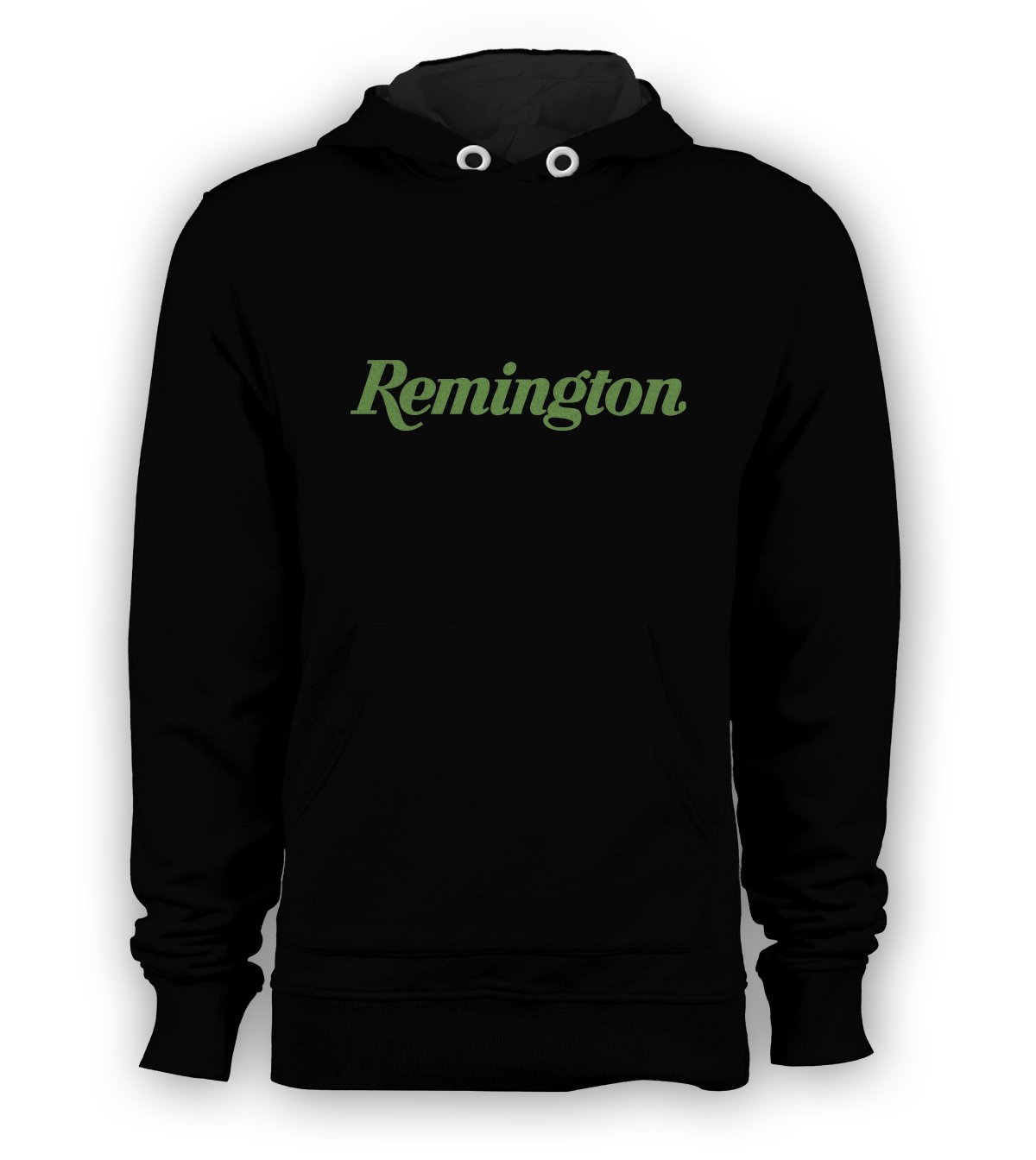 Remington Firearms Rifle Pistol Gun Pullover Hoodie Men Sweatshirts Size S to 3XL New Black