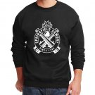 Springfield Armory Sweater Pro Gun Men Sweatshirt Jumper Black New