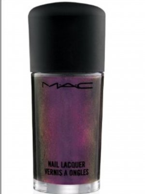 MAC Mean & Green VENOMOUS VILLAINS Maleficent Nail Lacquer Polish AUTHENTIC NIB