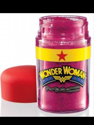 MAC Bright Fuchsia WONDER WOMAN Pigment Powder AUTHENTIC