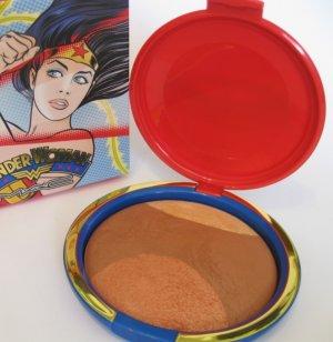 MAC Golden Lariat WONDER WOMAN Mineralize Skin Finish Jumbo AUTHENTIC